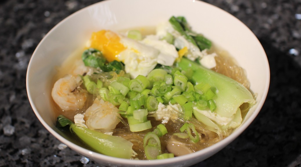 how to cook bok choy for ramen
